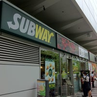 Photo taken at Subway by Hide N. on 8/5/2011