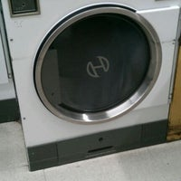 Photo taken at New Star Wang Laundromat by Angel L. on 10/4/2011