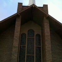 Photo taken at Highland Terrace Baptist Church by John Michael M. on 10/23/2011