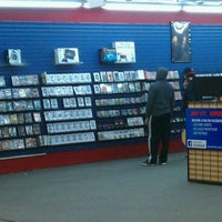 Photo taken at Jay St. Video Games! by John T. on 3/28/2011