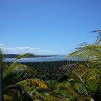 Foto tirada no(a) Mirante da Praia do Gunga por Eloyza S. em 7/23/2012