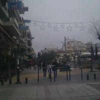 Photo taken at Πεζόδρομος Καλαμαριάς by Konstantinos S. on 3/5/2011