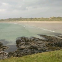 Photo taken at Balnakeil Bay by Patrick R. on 10/25/2011