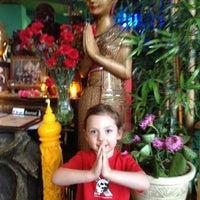 Photo taken at Juree's Thai Place by Jen S. on 6/9/2012