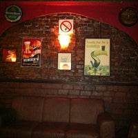 Photo taken at Shamrock Irish Pub by Márcio P. on 7/22/2011