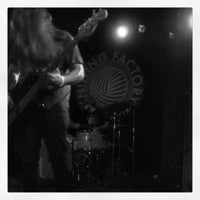 Photo taken at Knitting Factory by Raphael P. on 9/12/2012
