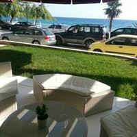 Photo taken at Aegean Blue by Euthymia K. on 9/4/2012
