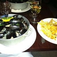 Photo taken at La Carafe by Jess M. on 5/11/2012