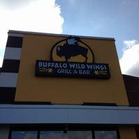 Photo taken at Buffalo Wild Wings by John S. on 12/9/2011