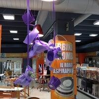 Photo taken at Unieuro by Carlo B. on 2/28/2012
