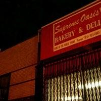 Photo taken at Supreme Oasis Bakery & Deli by Michael-Alan G. on 12/24/2011