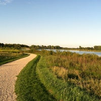 Photo taken at Van Patten Woods Forest Preserve by Paul S. on 8/22/2012
