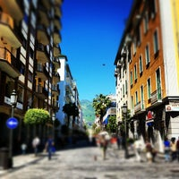 Photo taken at Corso Vittorio Emanuele by Gabriele G. on 4/28/2012