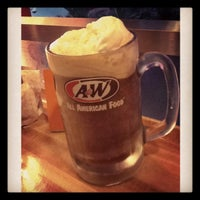 Photo taken at A&W by C.Y M. on 1/30/2012