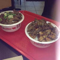Photo taken at The Flame Broiler by Xttina M. on 6/26/2012