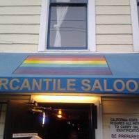 Photo taken at Mercantile Saloon by Alina A. L. on 7/4/2012