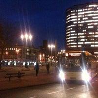 Photo taken at Busstation Centrumzijde by Rolf B. on 1/24/2011