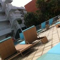 Photo taken at Pool @ Sheraton Ft. Lauderdale by pja666 on 6/25/2011