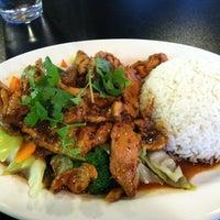Photo taken at Heavenly Thai by Steve S. on 1/4/2012