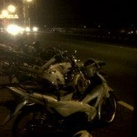 Photo taken at SPBU Pertamina by Phebrie P. on 11/21/2011