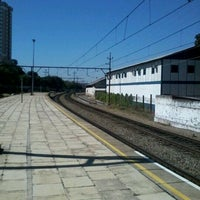 Photo taken at Estação Pirituba (CPTM) by Arthur A. on 3/19/2012