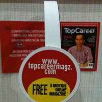 Photo taken at Top Career Magazine by 'Violet' Y. on 9/3/2012