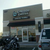 Photo taken at Caribou Coffee by Mark T. on 10/9/2011