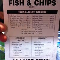 Foto tirada no(a) Olde Yorke Fish & Chips por Danny L. em 9/2/2011