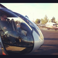 Photo taken at Maverick Aviation Group by Amey K. on 1/4/2012