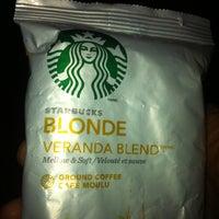 Photo taken at Starbucks by Vincent J. on 1/15/2012