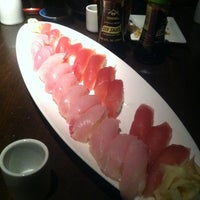 Photo taken at RA Sushi Bar Restaurant by Jason B. on 9/22/2011