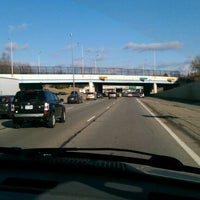Photo taken at I-94/I-96 Interchange by Lucky C. on 1/27/2012