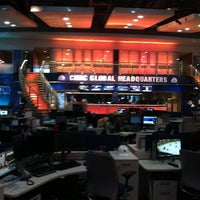 Photo taken at CNBC Headquarters by Holger L. on 4/26/2012