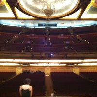 Photo taken at Orpheum Theatre by Ethan Le P. on 4/24/2012