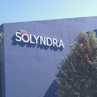 Photo taken at Solyndra by John T. on 10/7/2011