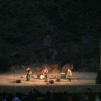 Photo taken at McKelligon Canyon Pavilion & Amphitheatre by Veronica on 6/8/2012
