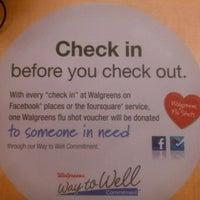Photo taken at Walgreens by Carito-Carolina J. on 12/6/2011