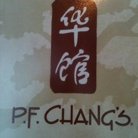 Photo taken at P.F. Chang's Asian Restaurant by Daniel C. on 5/21/2012