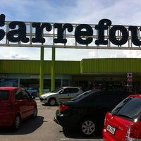 Photo taken at Carrefour by Eduardo L. on 2/26/2012