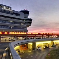 Photo taken at Berlin Tegel Otto Lilienthal Airport (TXL) by Thomas W. on 8/24/2012