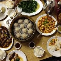 Photo taken at Shanghai Dumpling King by Tatjana D. on 5/15/2012