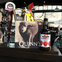 Photo taken at Quinn's Pub by David Y. on 4/20/2012