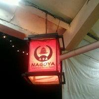 Photo taken at Nagoya Japanese Fusion by Lucia Pinta P. on 3/29/2012