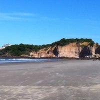 Photo taken at Praia de Cotovelo by William A. on 4/12/2012