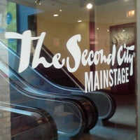Photo taken at The Second City by Rachel S. on 7/29/2012