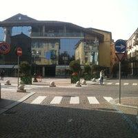Photo taken at Piazza Luigi Facta by Leslie C. on 10/18/2011