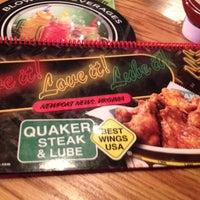Photo taken at Quaker Steak & Lube® by jerel b. on 6/28/2012