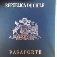 Photo taken at Servicio de Registro Civil e Identificación by Choche p. on 12/9/2011