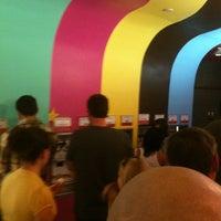Photo taken at Olo Yogurt Studio by Tom C. on 4/23/2011
