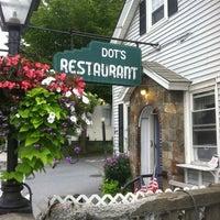Photo taken at Dot's Restaurant by David W. on 8/14/2011